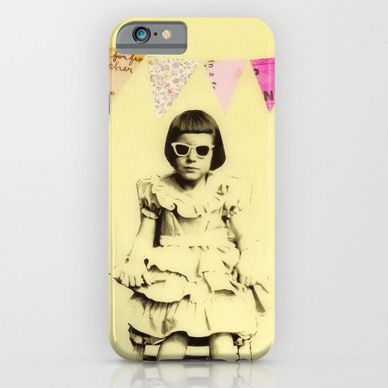 """""""Partially Amused"""" iPhone & iPod Case"""