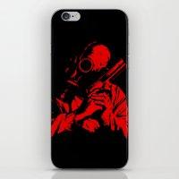 Red Dawn iPhone & iPod Skin