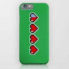 Pixel Hearts Slim Case iPhone 6s