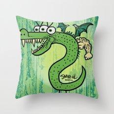 T R O G D O R  Throw Pillow