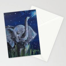 Elephant II Stationery Cards