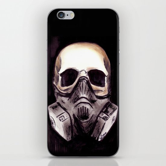 Apocalypse iPhone & iPod Skin
