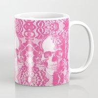Bubblegum and Lace. Mug
