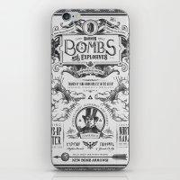 Legend Of Zelda Bomb Adv… iPhone & iPod Skin