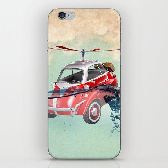 Isetta  all terrain vehicle iPhone & iPod Skin