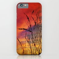 iPhone & iPod Case featuring Dreaming in Color (of the Setting Sun) by Caleb Troy