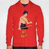 Art Fight Hoody