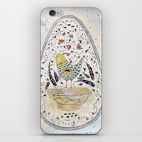 Egg iPhone & iPod Skin