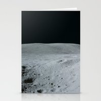 Lunar Design Stationery Cards