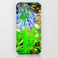 iPhone & iPod Case featuring PurpleFlowers2 by Lindsey