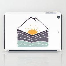 Good Morning iPad Case