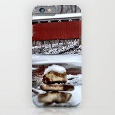 Covered Bridge Clarity iPhone 6 Slim Case
