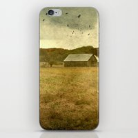 Stands Alone iPhone & iPod Skin