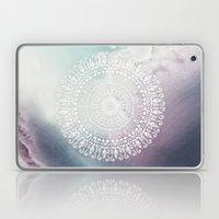 RAINBOW CHIC MANDALA Laptop & iPad Skin