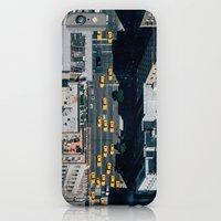 New York Taxi(s) iPhone 6 Slim Case