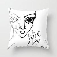 Odyssey Throw Pillow