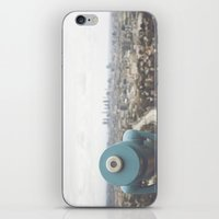 The View: Mulholland iPhone & iPod Skin