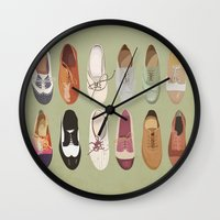 Oxfords Wall Clock