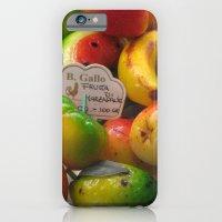 Marzipan iPhone 6 Slim Case