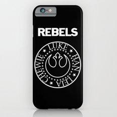 I Wanna Be a Rebel Slim Case iPhone 6s