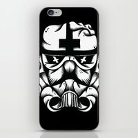 Satanic Trooper iPhone & iPod Skin