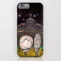iPhone & iPod Case featuring Diorama by Richard J. Bailey