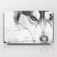 Siberian Husky  iPad Case