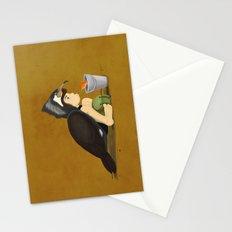 Little Black Cormorant Stationery Cards