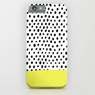 Polka Dot Rain Dip iPhone 6 Slim Case