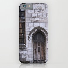 Lincoln Cathedral Refectory Door iPhone 6s Slim Case
