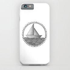 Sailing Boat iPhone 6 Slim Case