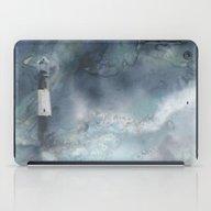 Night Storm At Tybee Lig… iPad Case