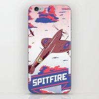 Spitfire iPhone & iPod Skin