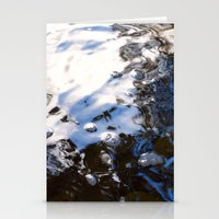 Textures - Water Stationery Cards