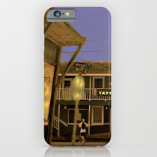 Tattoo Kauaii iPhone & iPod Case
