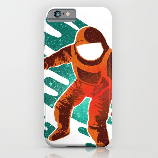 Space Distortion iPhone & iPod Case