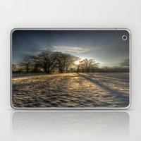 Frozen Shadows. Laptop & iPad Skin