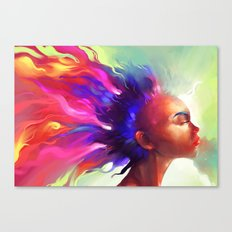 Dragons Breath  Canvas Print