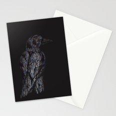 Black Bird (2) Stationery Cards