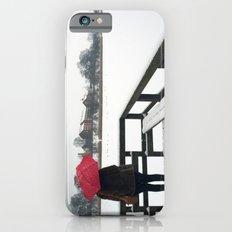 Copenhagen - Red Umbrella iPhone 6s Slim Case
