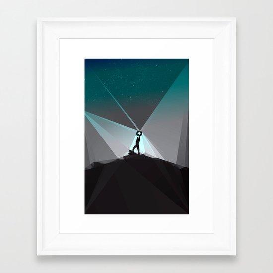 Marvel Framed Art Print