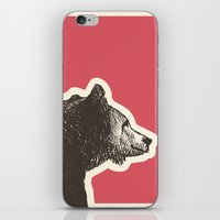 Bear Necessities iPhone & iPod Skin