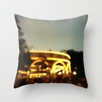Everland Throw Pillow