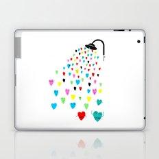 Love shower Laptop & iPad Skin
