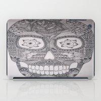 Sugar Skull iPad Case