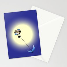 Catch the Moon Stationery Cards