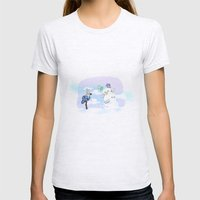 Holiday tradition   Womens Fitted Tee Ash Grey SMALL