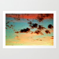 It Was A Beautiful Day -… Art Print