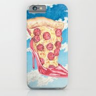 No Boys, Just Pizza iPhone 6 Slim Case