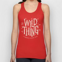 Wild Thing Unisex Tank Top